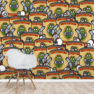 A Group of Soup (2012) Wallpaper Wall Murals