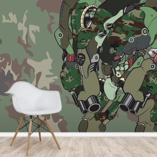 Camo Protection Bot (2012)