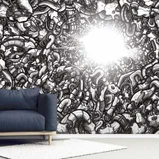 Chasm (2013) Wallpaper Wall Murals
