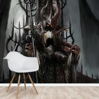 Dark King Wallpaper Wall Murals
