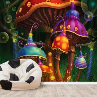 Enchanted Evening Wallpaper Wall Murals