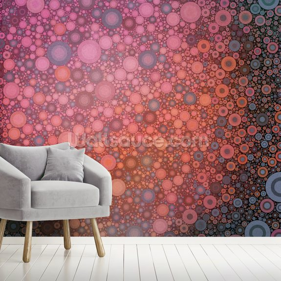 Vulnerability wallpaper mural room setting