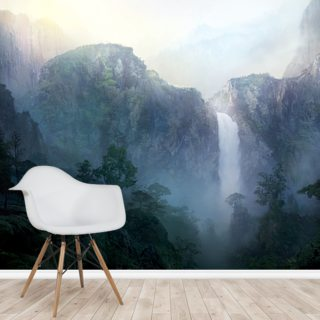 Afternoon Light Wallpaper Wall Murals
