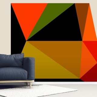 Angles 2 Wallpaper Wall Murals