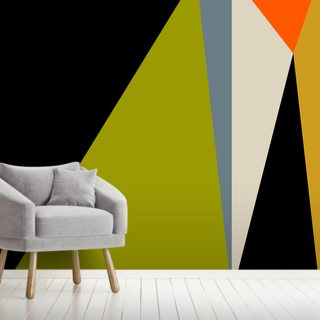 Angles 4 Wallpaper Wall Murals