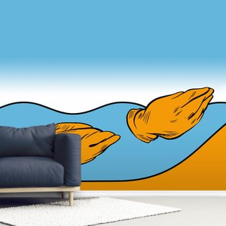 Creationism Wallpaper Wall Murals