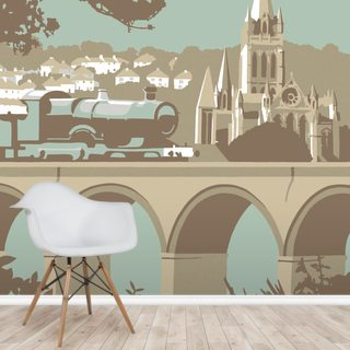 Truro Wallpaper Wall Murals