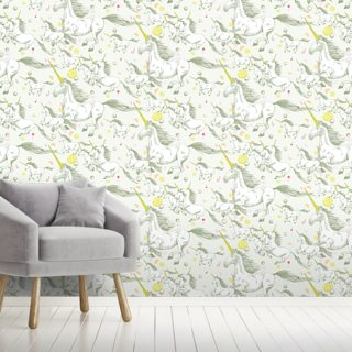 Ambrosia unicorns Wallpaper Wall Murals