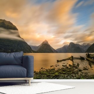 Milford Sound Sunrise