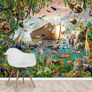 Noah's Ark Jumbo Wallpaper Wall Murals