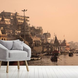 River Ganges Wallpaper Wall Murals
