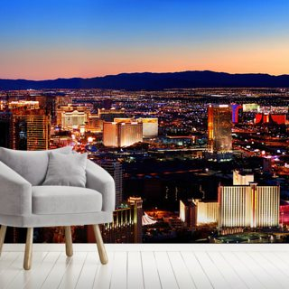 Las Vegas Wallpaper Wall Murals