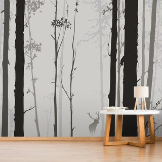 bedroom wallpaper amp wall mural wallsauce nz