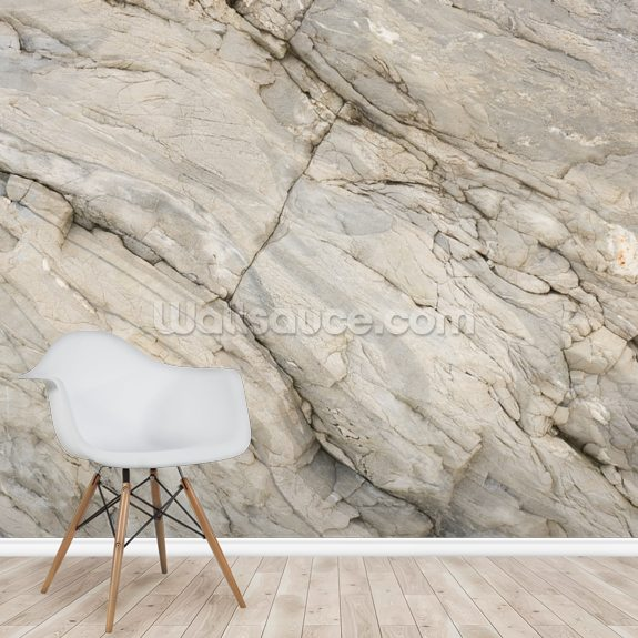 Stylish Marble mural wallpaper room setting