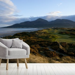 Royal County Down, Ireland Wallpaper Wall Murals