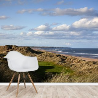 Trump International Golf Links, Scotland Wallpaper Wall Murals