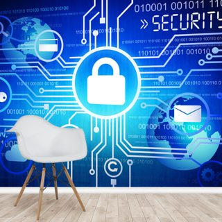 Internet Security System Wallpaper Wall Murals