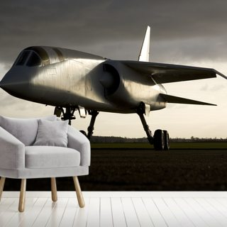 TSR2 Supersonic Jet