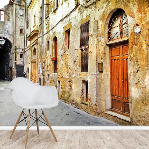 Village Street Tuscany