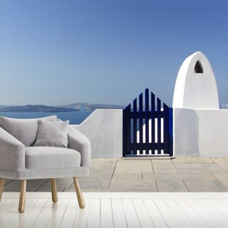 White and Blue, Santorini, Greece