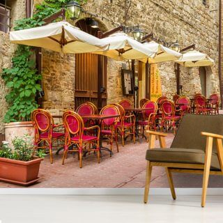 Old Town Cafe, Italy