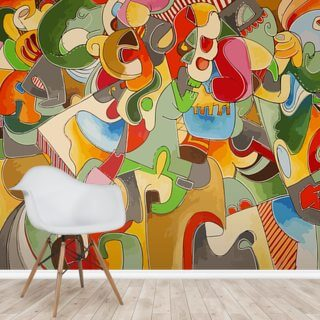 Chaotic Neutral Wallpaper Wall Murals