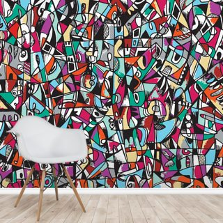 Concrete Dreams Ver.3 Wallpaper Wall Murals