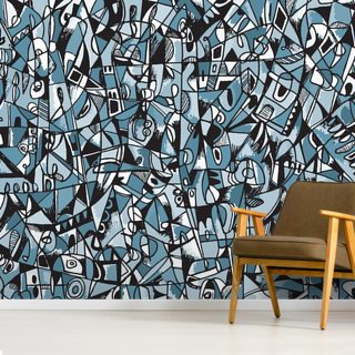 Concrete Dreams Ver.1 Wallpaper Wall Murals