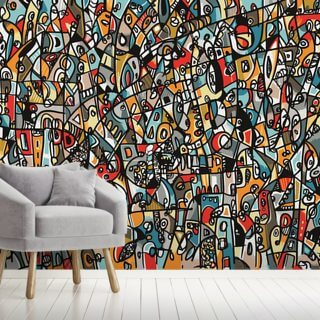 Euphoric Wallpaper Wall Murals