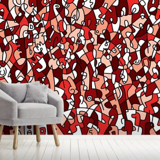 Something's loud Wallpaper Wall Murals