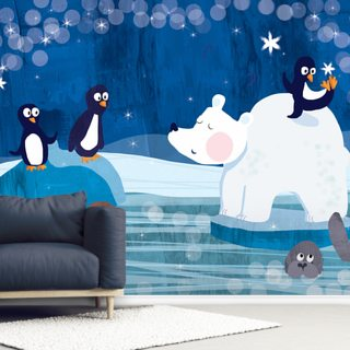 Arctic Wallpaper Wall Murals