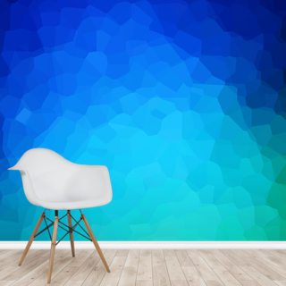 Blue Wallpaper Wall Murals