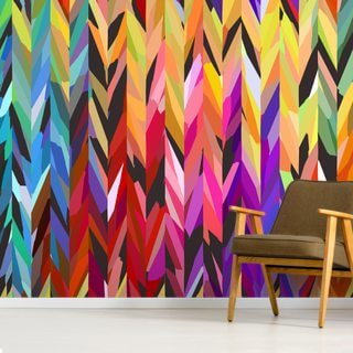 Burst of Colour Wallpaper Wall Murals