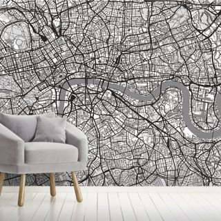 Urban Map of London