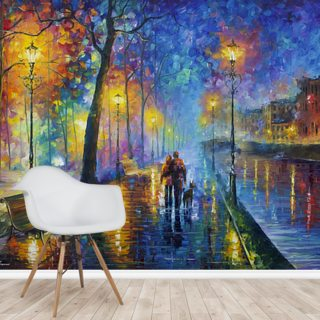 Melody of the night Wallpaper Wall Murals