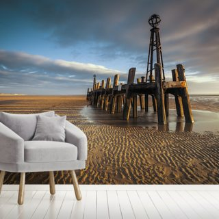 Lytham St Annes Old Jetty