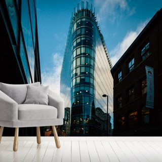 Manchester Buildings Wallpaper Wall Murals
