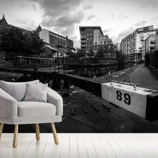 Lock 89 Manchester Wallpaper Wall Murals