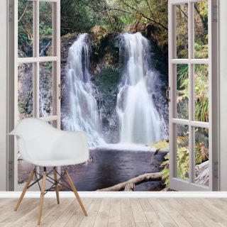 Hogarth Falls Window