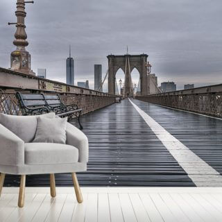 Brooklyn Bridge Pedestrian view