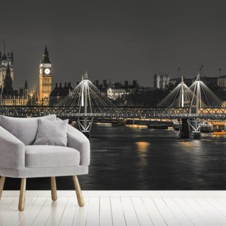 London Panoramic Colour Splash
