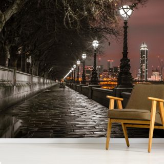 Thames Promenade at Night