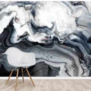 Abstract Marble Blacks