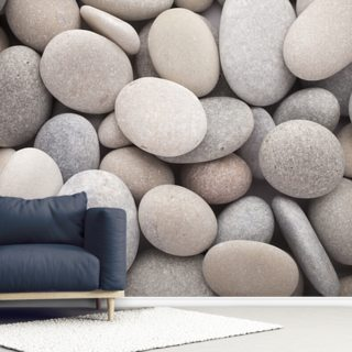 Pebble Wall