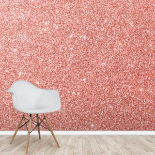 Cotton Candy Glitter Wallpaper Wall Murals
