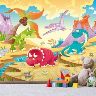 Nursery Wallpaper Wall Murals Wallsauce Us