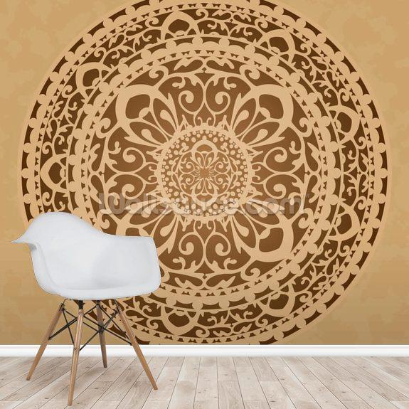 Oriental Decoration Wallpaper Mural Wallsauce Usa
