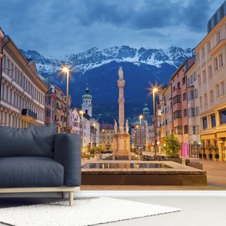Innsbruck Wallpaper Wall Murals