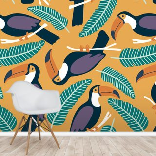 Wildlife Treasures Toucans