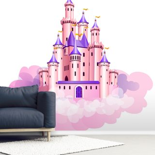 Candy Floss Castle